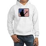 American Guitar Hooded Sweatshirt