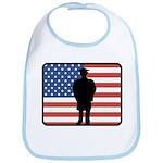 American Graduate Bib
