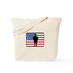 American Graduate Tote Bag