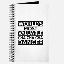 World's Most Valuable Cha Cha Cha Dancer Journal