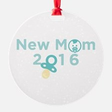 New Mom Ornament