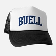 BUELL design (blue) Trucker Hat