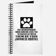 Awkward Kurilian Bobtail Cat Designs Journal