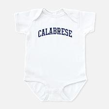 CALABRESE design (blue) Infant Bodysuit