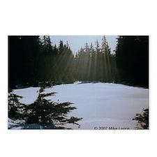Blue Gentian Lake - Postcards (Package of 8)