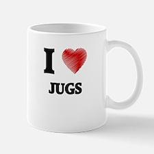 I love Jugs Mugs