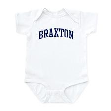 BRAXTON design (blue) Infant Bodysuit