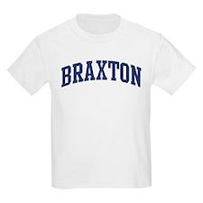 BRAXTON design (blue) T-Shirt