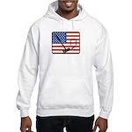 American Crouquet Hooded Sweatshirt