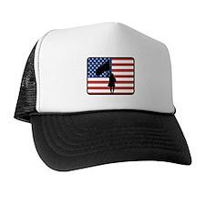 American Color Guard Trucker Hat