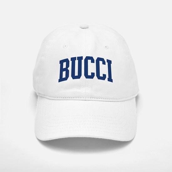 BUCCI design (blue) Baseball Baseball Cap
