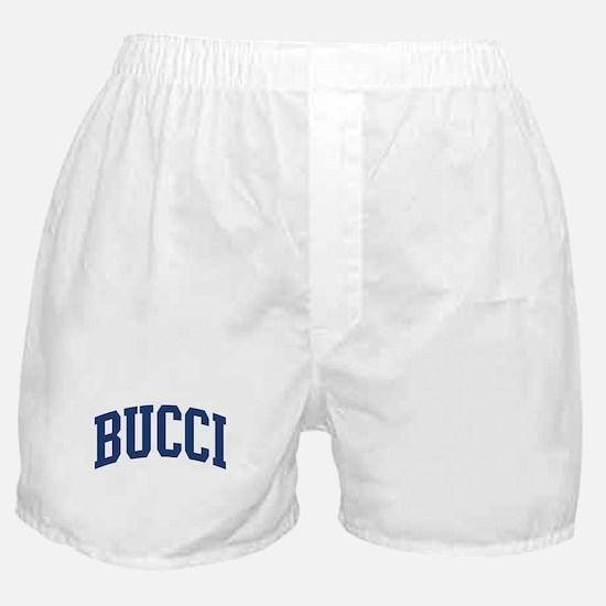 BUCCI design (blue) Boxer Shorts