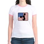 American Cheerleading Jr. Ringer T-Shirt
