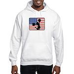 American Cheerleading Hooded Sweatshirt