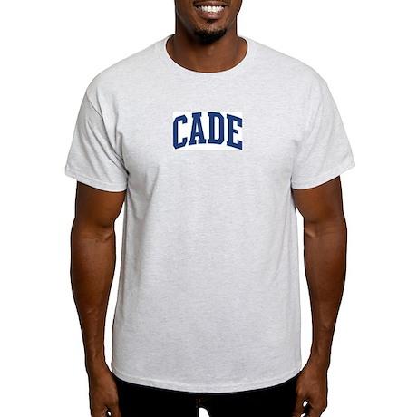 CADE design (blue) Light T-Shirt