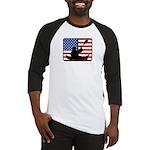 American Canoeing Baseball Jersey
