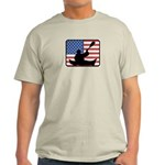 American Canoeing Light T-Shirt