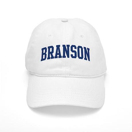 BRANSON design (blue) Cap