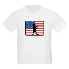 American Bagpipes T-Shirt