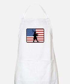 American Bagpipes BBQ Apron