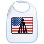 American Badminton Bib
