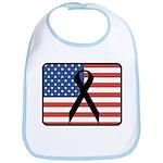 American Awareness Bib
