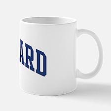 BROUSSARD design (blue) Mug