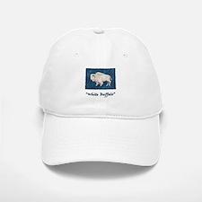 White Buffalo Baseball Baseball Cap