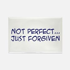 Not Perfect Rectangle Magnet (100 pack)