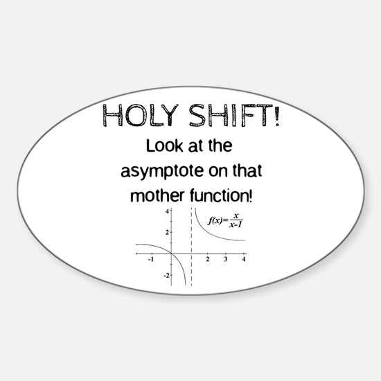 Holy Shift! Bumper Stickers