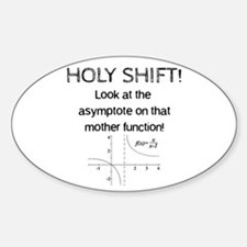 Holy Shift! Decal