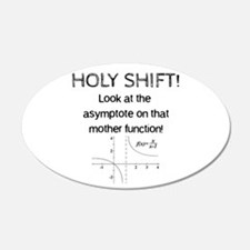 Holy Shift! Wall Decal