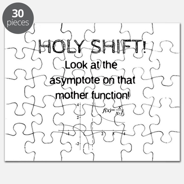 Holy Shift! Puzzle
