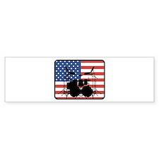 American Drum Bumper Bumper Sticker
