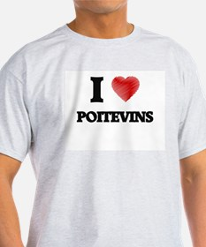 I love Poitevins T-Shirt