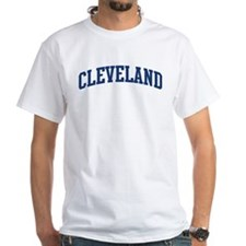 CLEVELAND design (blue) Shirt