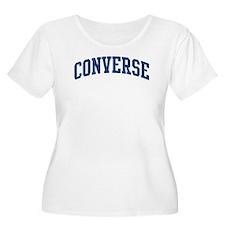 CONVERSE design (blue) T-Shirt