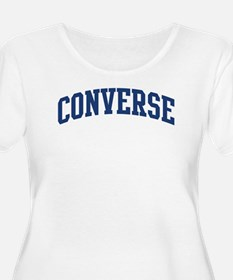 CONVERSE design (blue) T-Shirt