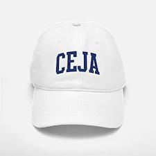 CEJA design (blue) Baseball Baseball Cap