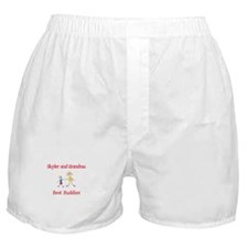 Skyler & Grandma - Buddies Boxer Shorts