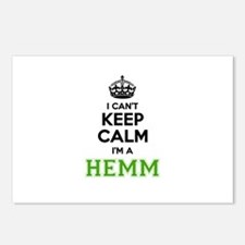 HEMM I cant keeep calm Postcards (Package of 8)
