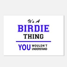 It's BIRDIE thing, you wo Postcards (Package of 8)
