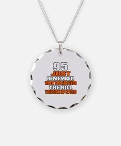 95 Just Remember Birthday De Necklace