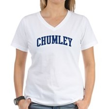 CHUMLEY design (blue) Shirt