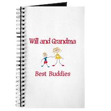 Will & Grandma - Buddies Journal