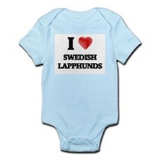 I love Swedish Lapphunds Body Suit