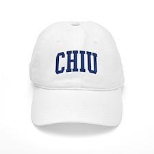 CHIU design (blue) Baseball Cap