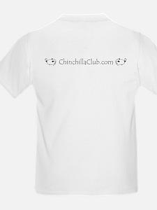 I Love my Chinchilla Kids T-Shirt