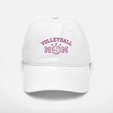 Volleyball Mom Baseball Baseball Cap