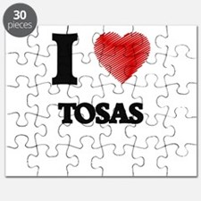 I love Tosas Puzzle